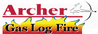 Archer Gas Log Fires