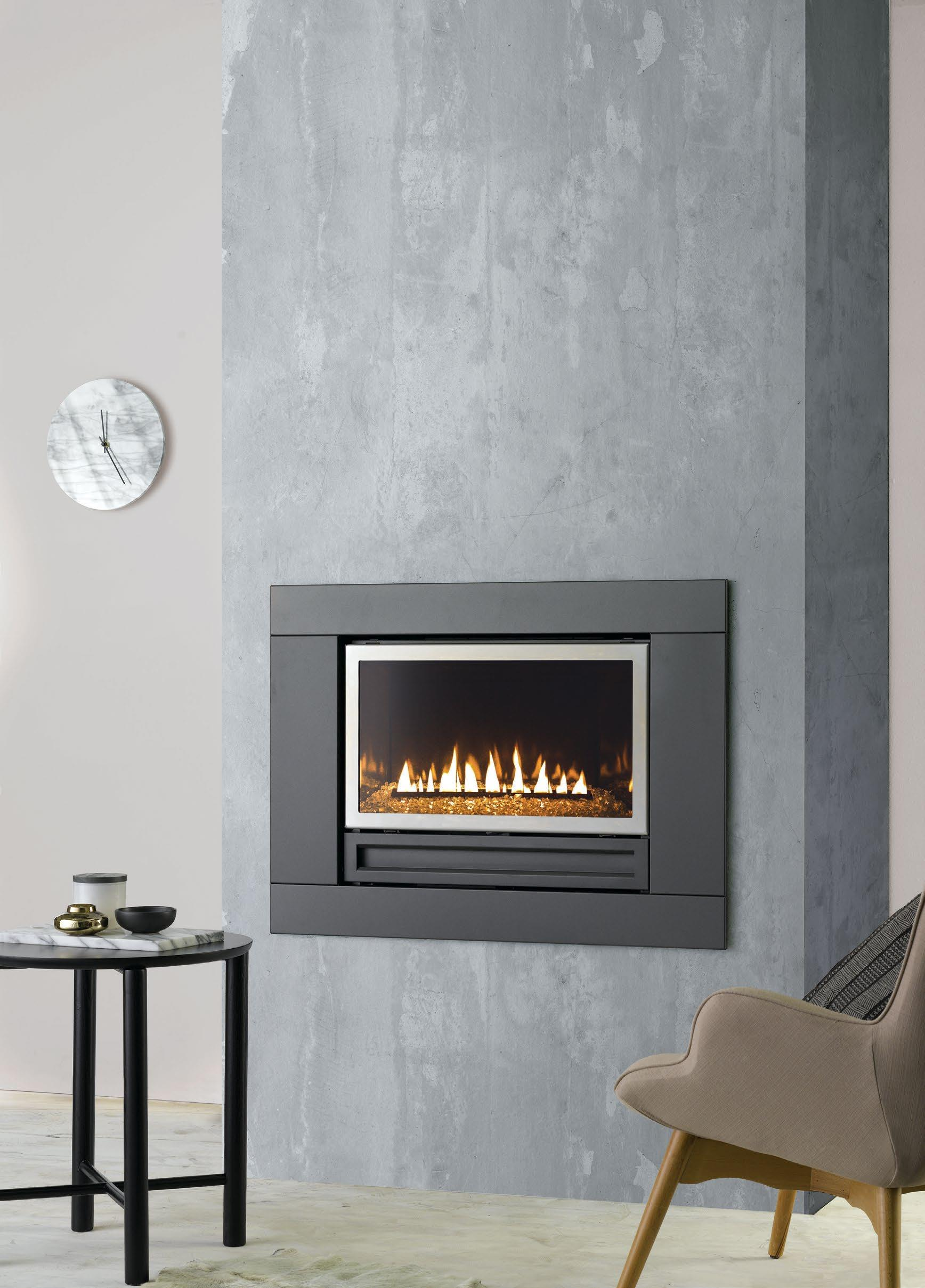 archer 720g gas log fire